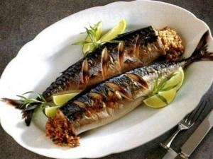 Lemon Cedar Leaf Mackerel
