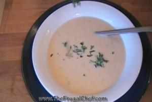 Easy Shrimp Bisque