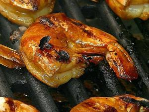 Barbequed Shrimp