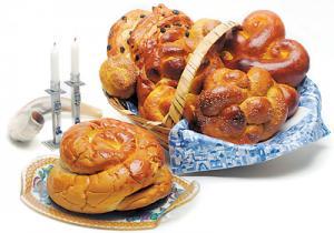 Rosh Hashanah Challah