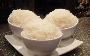 Microwave White Rice