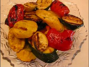 Betty's Grilled Summer Vegetables