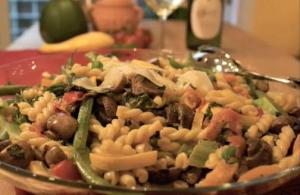 Italian Vegetable Pasta Primavera