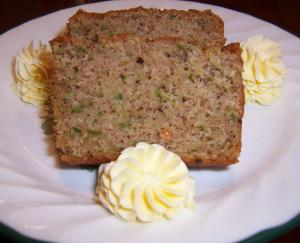 Sweet Zucchini Bread