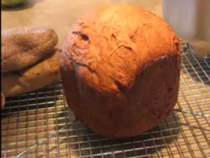 Chocolate Chip Banana Yeast Bread In The Bread Machine
