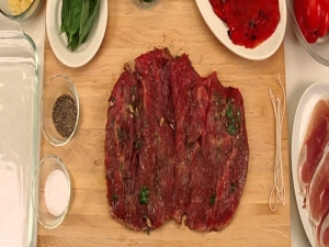 How to Make Italian Stuffed Flank Steak