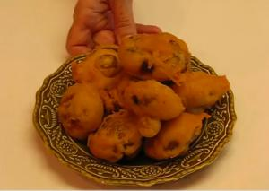 Crisp Juicy Golden Deep-Fried Mushrooms