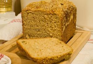 Holiday Confetti Bread
