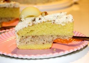 Chestnut Dessert