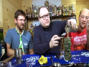 Samoan Fog Cutter, Beachbum Berry Cocktail