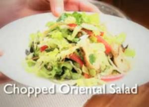 Crunchy Oriental Salad