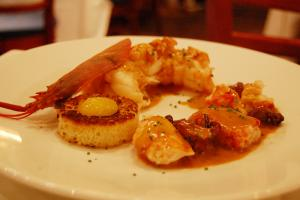 Lazy Day Lobster Newburg