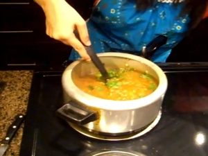 Lentil Soup - Dal Fry