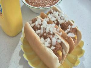 Authentic Greek Hot Dog Sauce