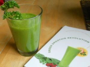 Detoxifying Raw Green Juice