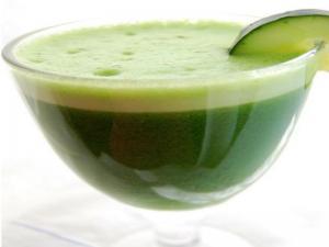 Cucumber Breeze Green Smoothie