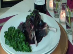 Healthy Cooking with Nina Cucina presents A Romantic Dinner for Two