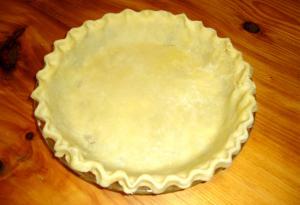 Pie Dough Part 2 - Finalization