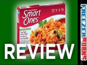 Smart Ones Thai Style White Meat Chicken & Rice Noodles: Freezerburns Review