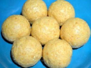 Peanut Laddoo - Easy Sweet
