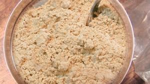 Powdered Milk Biscuit Mix