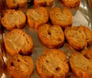 Baguette Cheddar Crisps
