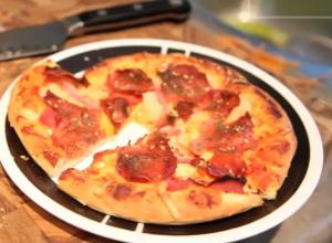 Pizza Night - Easy Pizza Dough Recipe