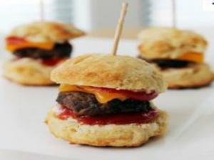 Roland's Mini Burgers