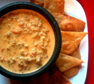 Peanut Butter Cheese Dip