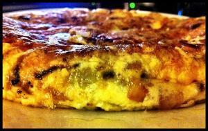 Spanish Omelette Filling