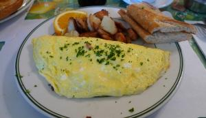 Normandy Omelette