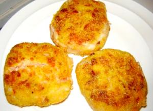Easy Smoked Salmon Cakes