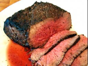London Broil Top Round Roast