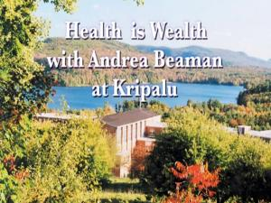 Kripalu - Health is Wealth
