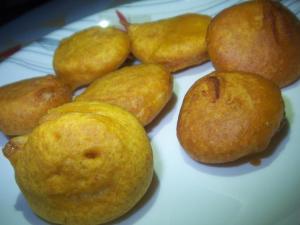 Anda Pakoda (Egg Fritters)