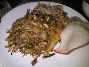 Turkey Chow Mein