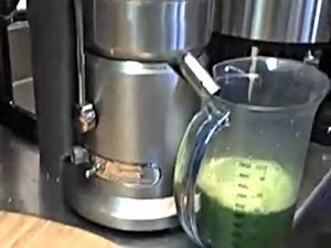 Rutabaga Juice