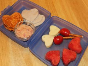 Valentine's Day Lunch Box