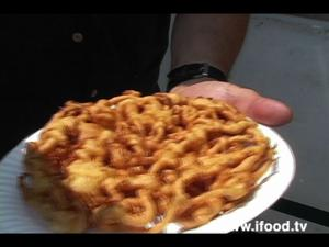 Theoretical Recipe for Funnel Cake