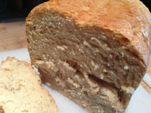 Oatmeal Bread in the Bread Maker