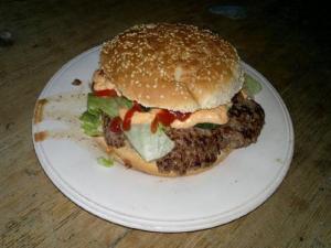 Academy Award Winning Chili Burgers