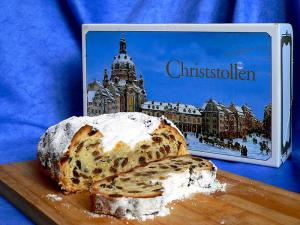 Christmas Stollen (Bread Of Dresden)