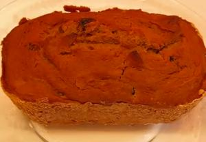 Quick Harvest Time Pumpkin Bread
