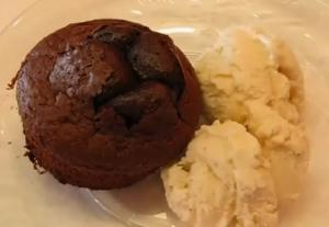 Homemade Chocolate Lava Cake