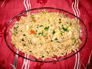 Basic Chinese Fried Rice