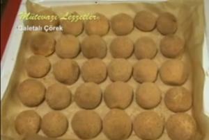 Turkish Galetalı Çörek