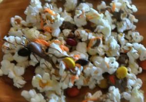 Famous Chocolate Popcorn