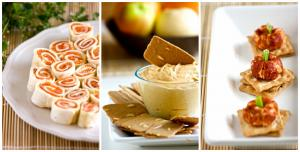 Thanksgiving appetizers