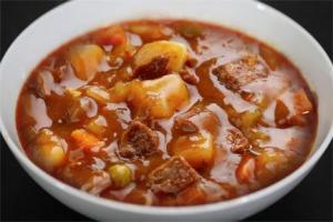 Terrific Beer Stew