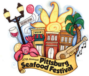Spectacular pittsburg seafood festival